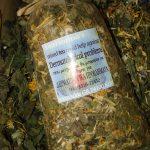 Mixed Tea against dermatological problems