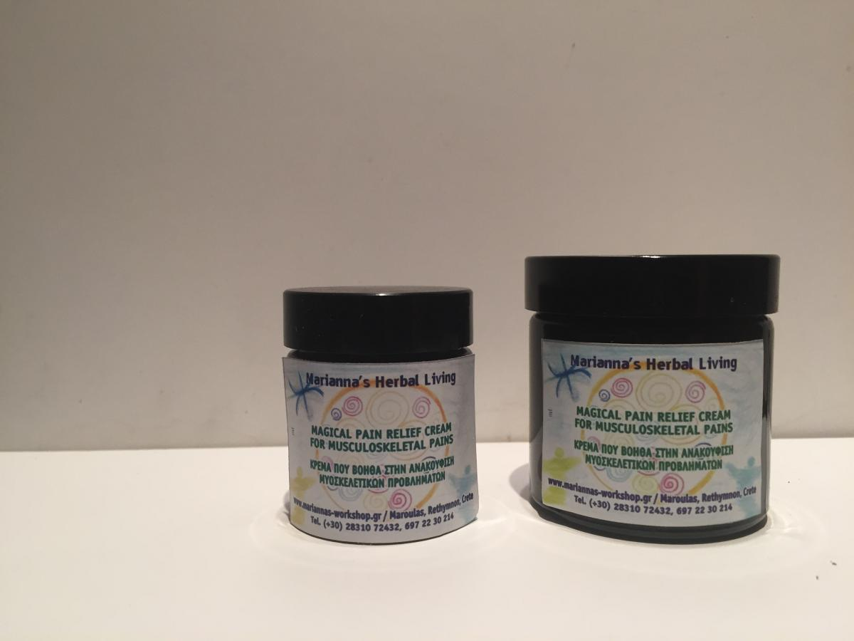 Magical Pain Relief Cream For Musculoskeletal Pains